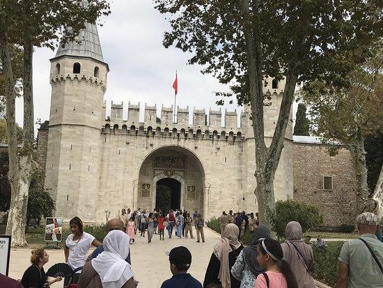 Topkapi Palace : photo3.jpg