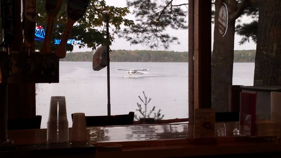 Prop's Bar & Grill - Long Lake - Sarona WI - Million $ View
