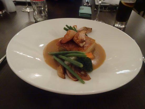 Llandybie, UK: Meal 2