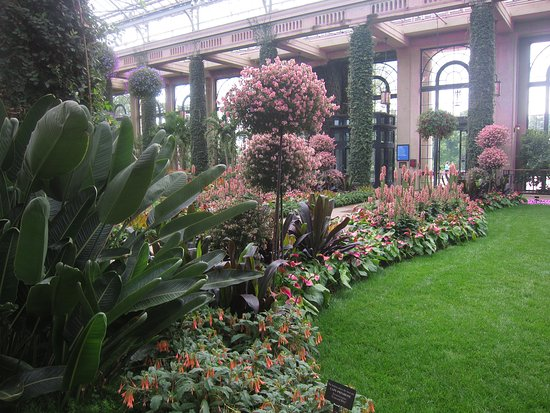 Kennett Square, Pensylwania: Main Conservatory at Longwood Gardens