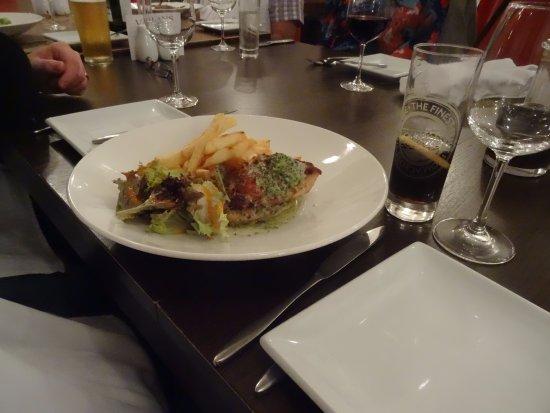 Llandybie, UK: Meal 3