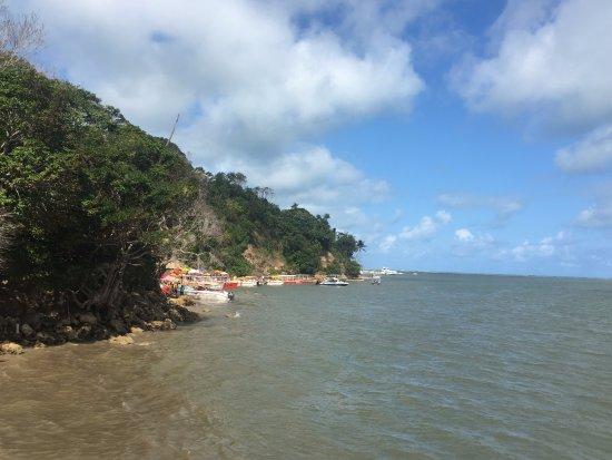 Gamela: praia
