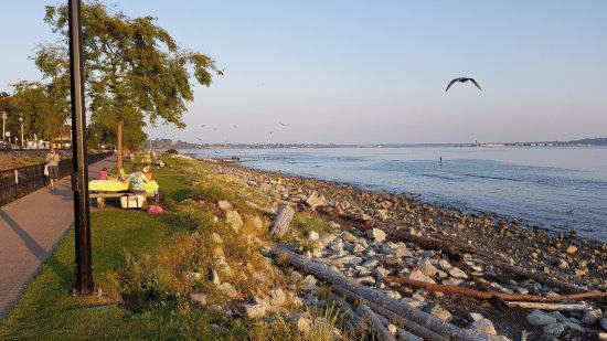 White Rock Beach & Promenade