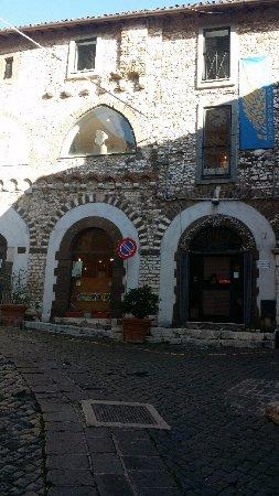 Segni, إيطاليا: Museo Archeologico comunale