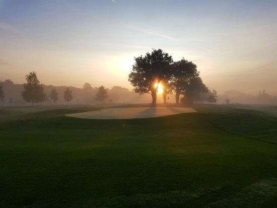 Wokingham, UK: Billingbear Park Golf Course