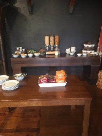 Methven, Nieuw-Zeeland: Free breakfast