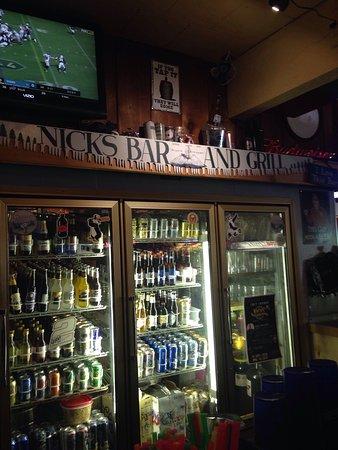 Amboy, WA: Inside Nicks... We'll miss you guys