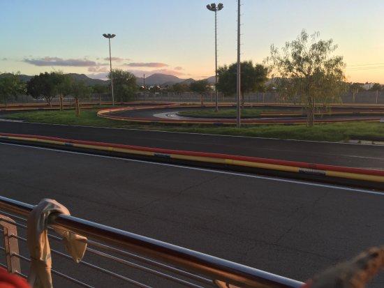 IBIZA KARTING San Antonio : Go Kart Bahn