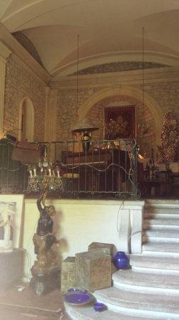 Mas de la Chapelle : la cappella sconsacrata e adattata a soggiorno