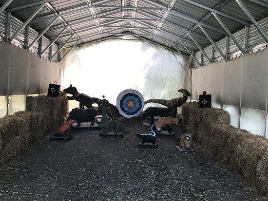 Hawley, PA: Archery