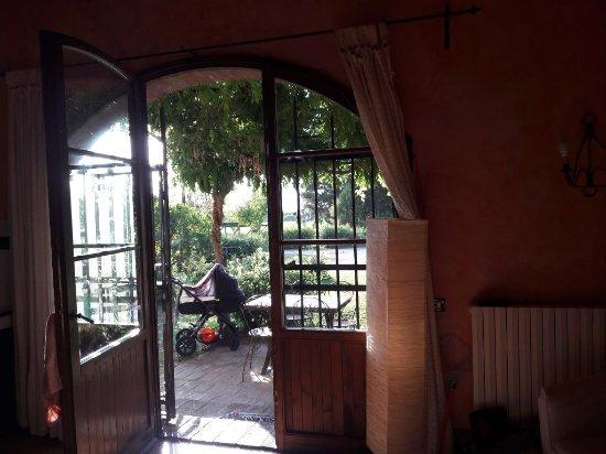 Monteleone d'Orvieto, Italy: scuderia