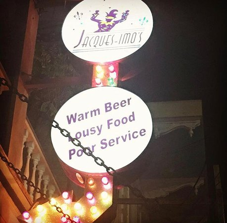 Photo of American Restaurant Jacques-Imo's Cafe at 8324 Oak St, New Orleans, LA 70118, United States