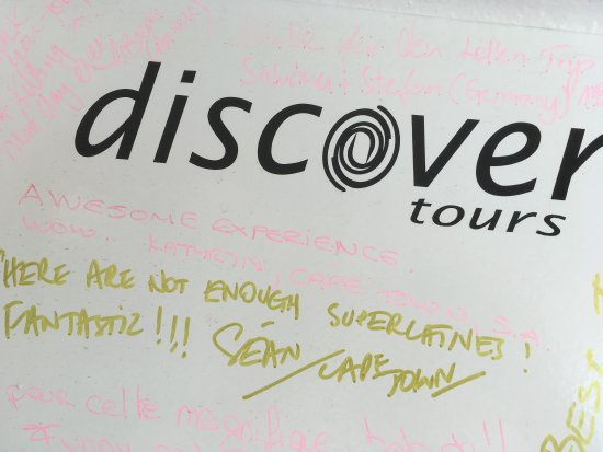 Discover Tours Foto