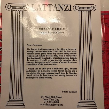 Lattanzi Ristorante: photo3.jpg