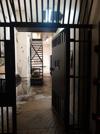 Jailer's Inn Bed and Breakfast: Old Jail Part.