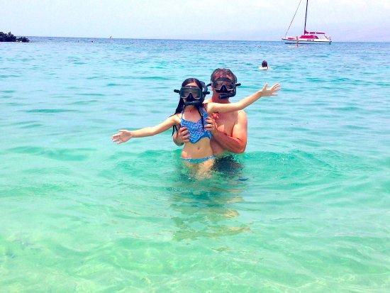 The Islands At Mauna Lani Snorkeling In Bay Beach Club