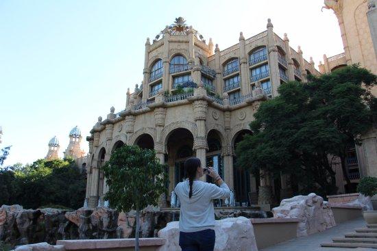 太陽城度假區迷失城宮殿酒店照片