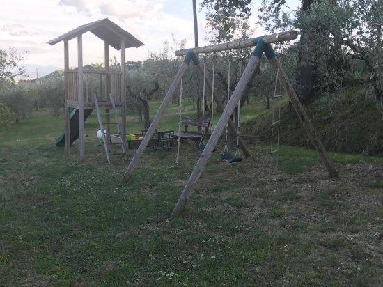 Cannara, İtalya: Giochi bambini