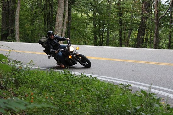 Deals Gap Motorcycle Resort Tail Of The Dragon And Some Many Sparky Moments