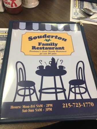Souderton Family Restaurant