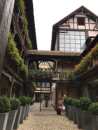 Hotel Cour du Corbeau Strasbourg - MGallery Collection: photo1.jpg