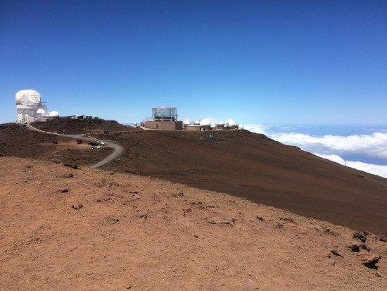 Kula, Havaí: Top of Park