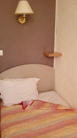 Hotel Du Parc : le lit de l' Hôtel du Parc