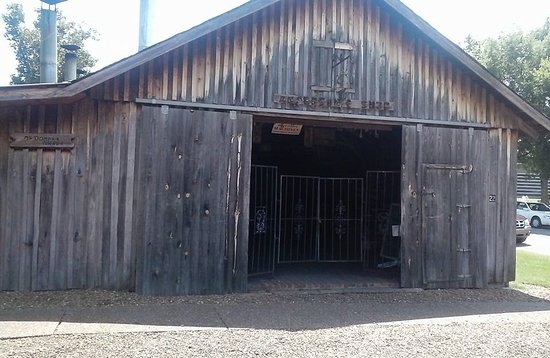 Murfreesboro, TN: Blacksmith's shop