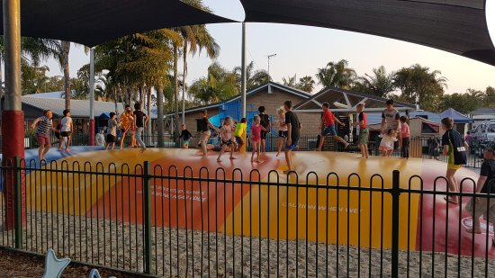 Blue Dolphin Holiday Resort: Children's play area
