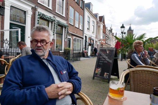 Vianen, Países Bajos: winderig terras