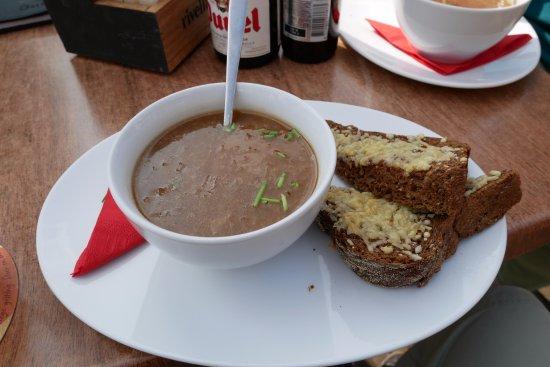 Vianen, Países Bajos: super soep