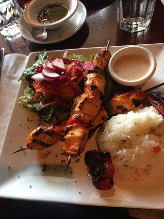 Chicken Doner Picture Of Anatolian Kitchen Palo Alto Tripadvisor