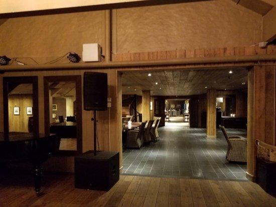 Vestlia Resort: lobby