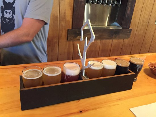 Bloomfield, Nova York: Noble Shepherd Craft Brewery