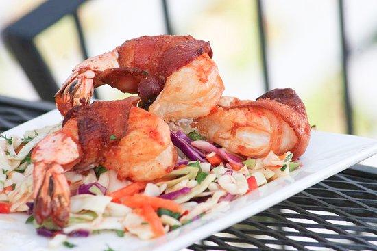 Union Gap, WA: Bacon Wrapped Shrimp