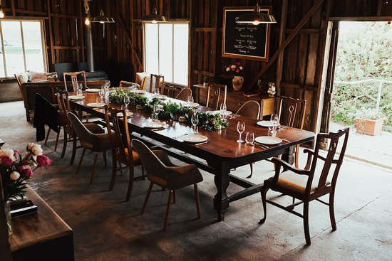 Sidmouth, Australia: Wines for Joanie Cellar Door