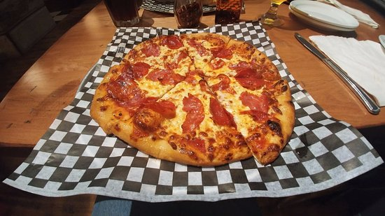 Cambridge, Kanada: Meat Lover's Pizza