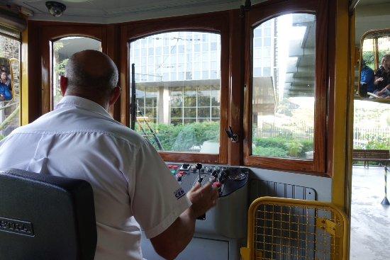 Santa Teresa Tram: Leaving Lapa
