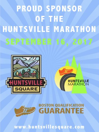 Huntsville Maraton:  Great day!