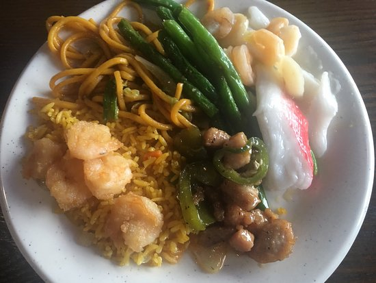 Jeffersonville, IN: Yummy Buffet