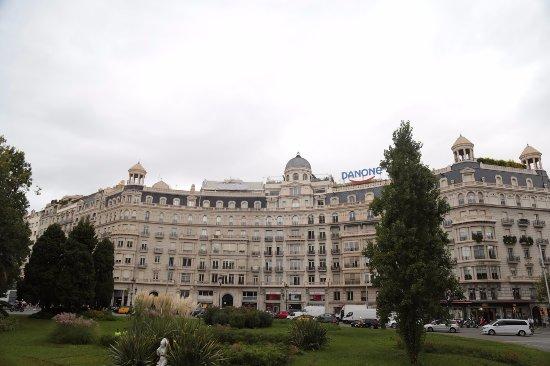 Plaza Francesc Macià