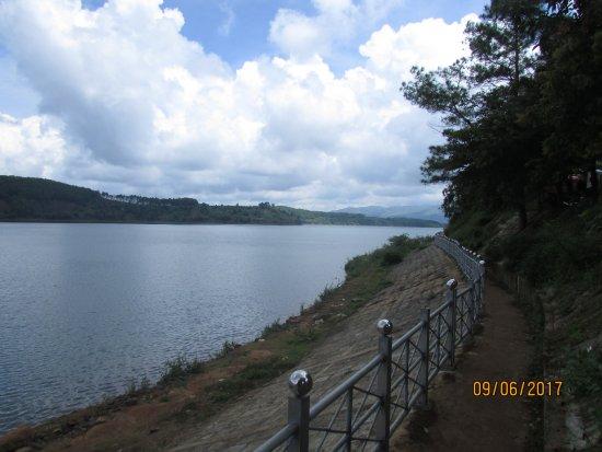 Pleiku, Vietnam: Peaceful Lake