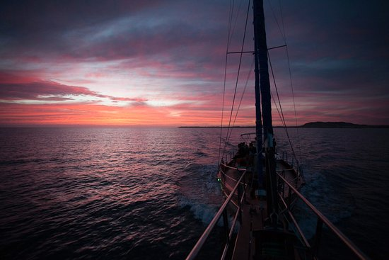 La Cruz de Huanacaxtle, Meksyk: Ocean Light sunset sail