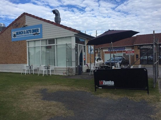 Oak Flats, Australien: Munch & Go's Diner