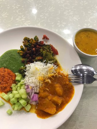Imagen de Sharmaji Vegetarian Indian Restaurant