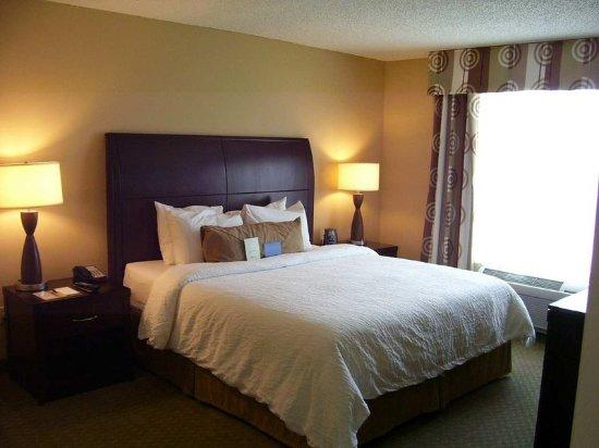 Tifton, Джорджия: King Bed Evolution
