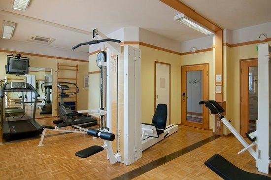 Vantaa, Finlândia: Gym