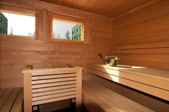 Vantaa, Finlândia: Sauna