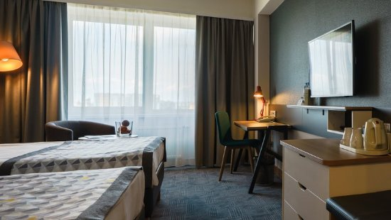ฮอลิเดย์อินน์ เซนต์ปีเตอร์สเบิร์กมอสโกสกีโวโรต้า: Guest Room