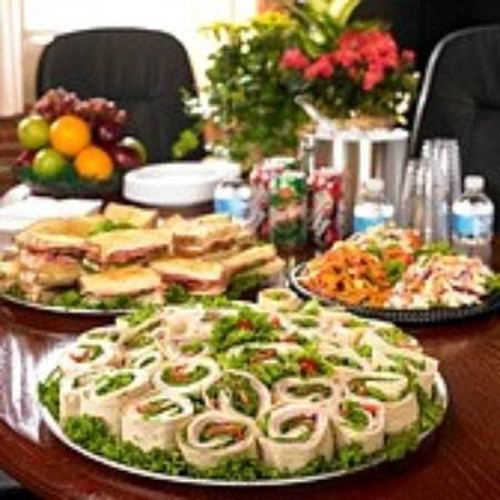 Langley City, Canadá: Sandwich Trays